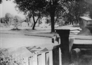 MADEIRA ROAD, STREATHAM : WORD WAR II