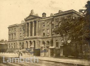 LICENSED VICTUALLERS SCHOOL, KENNINGTON LANE, LAMBETH