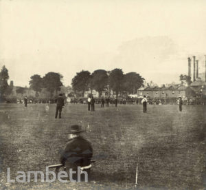 OVAL, KENNINGTON