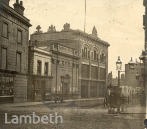 LAMBETH PALACE ROAD, LAMBETH