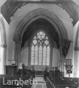 IMMANUEL CHURCH, STREATHAM COMMON