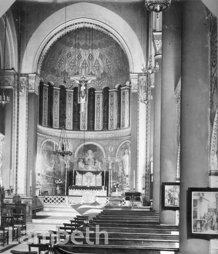 CHRIST CHURCH, STREATHAM HILL