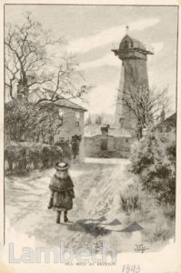 WINDMILL, BRIXTON HILL