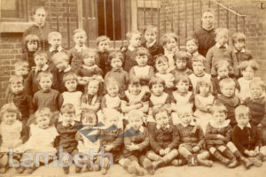 WESLEYAN DAY SCHOOL, EDEN ROAD, WEST NORWOOD