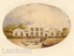 ST MARK'S SCHOOL, HARLEYFORD ROAD, VAUXHALL
