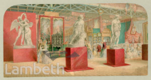 CRYSTAL PALACE, THE GREAT EXHIBITION, HYDE PARK