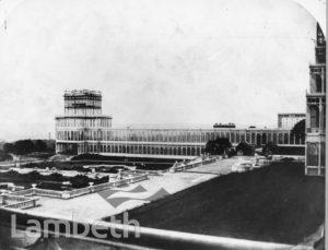 CRYSTAL PALACE, SYDENHAM, UPPER NORWOOD