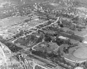 CRYSTAL PALACE, SYDENHAM, UPPER NORWOOD