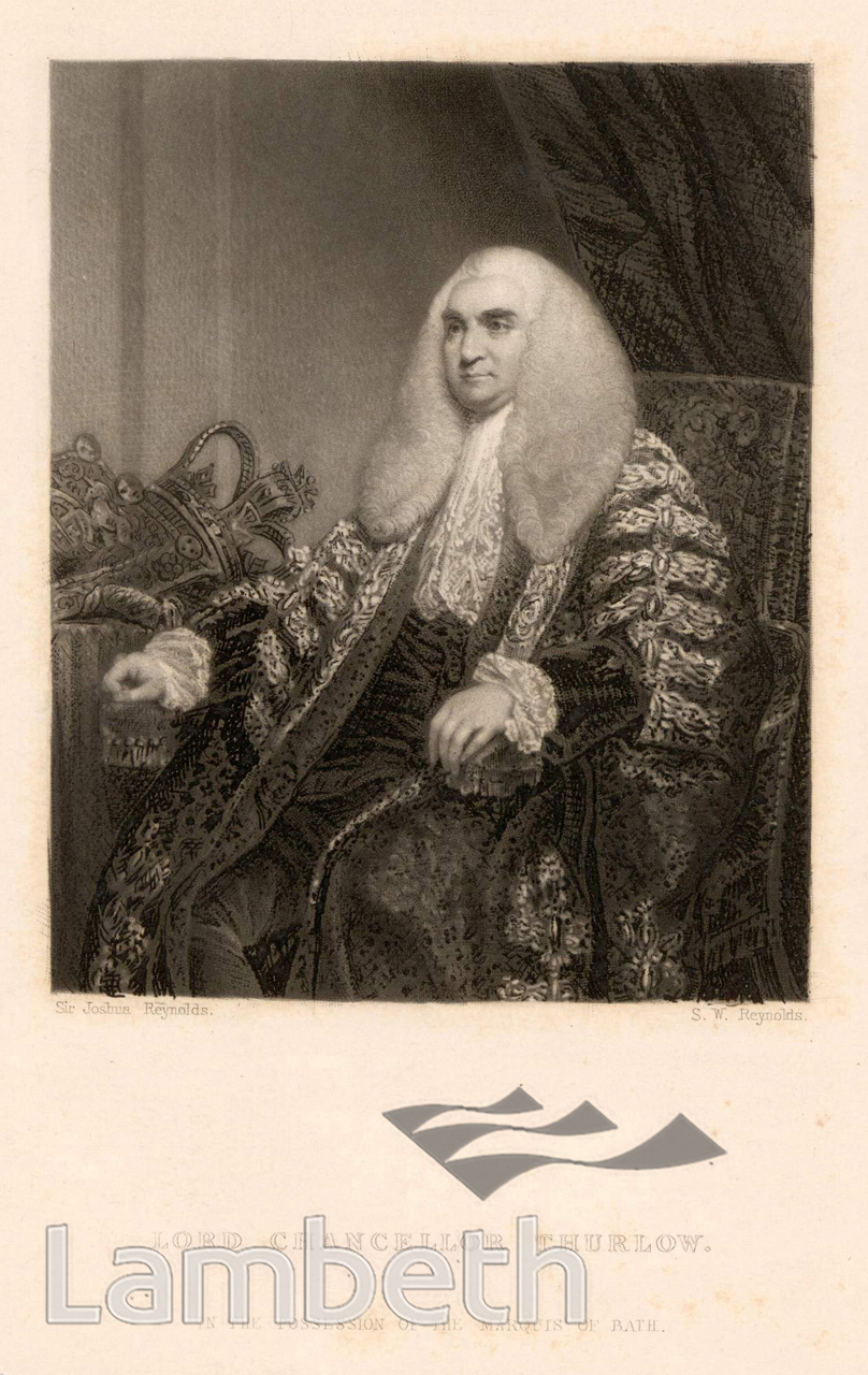EDWARD THURLOW, LORD CHANCELLOR