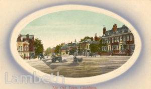 OLD TOWN, CLAPHAM
