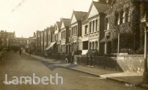 SUNNYHILL ROAD, STREATHAM CENTRAL