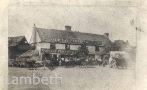 GREYHOUND INN, GREYHOUND LANE, STREATHAM COMMON