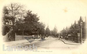 BEDFORD HILL, BALHAM