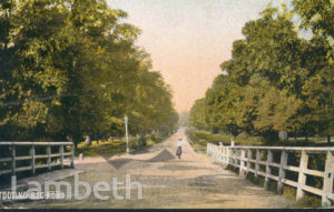 TOOTING BEC ROAD, TOOTING BEC COMMON