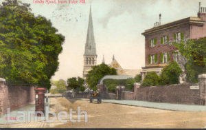 TRINITY ROAD, TULSE HILL