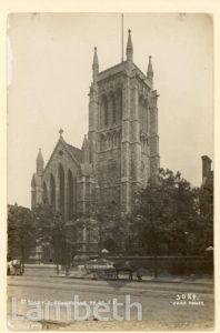 ST MARY'S CHURCH, KENNINGTON PARK ROAD, KENNINGTON