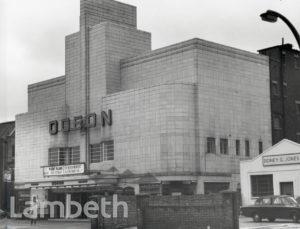 ODEON CINEMA, BALHAM HILL, BALHAM