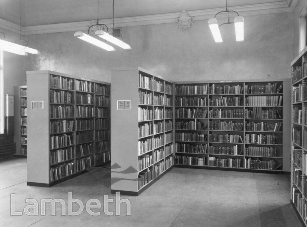 DURNING LIBRARY, KENNINGTON LANE, KENNINGTON