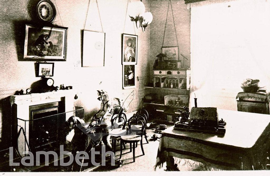 LINCOLN HOUSE, CLARENCE AVENUE, CLAPHAM PARK