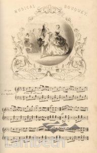 VAUXHALL GARDENS: MUSIC