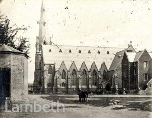 ST STEPHEN'S CHURCH, SOUTH LAMBETH