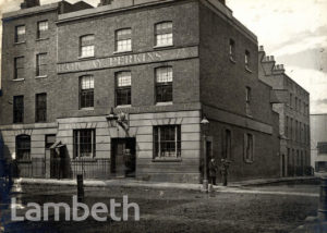 OLD MITRE TAVERN, PALACE ROAD, LAMBETH