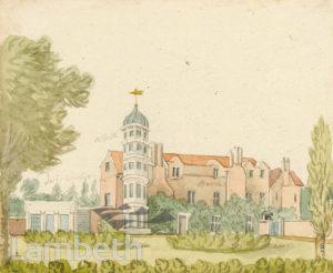 MANOR HOUSE, TURRET GROVE, CLAPHAM