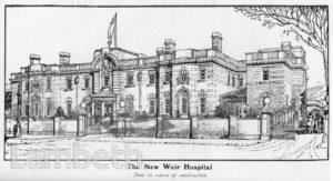 THE WEIR HOSPITAL, WEIR ROAD, BALHAM