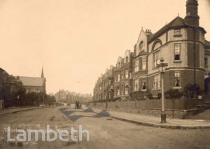 THURLOW PARK ROAD, TULSE HILL