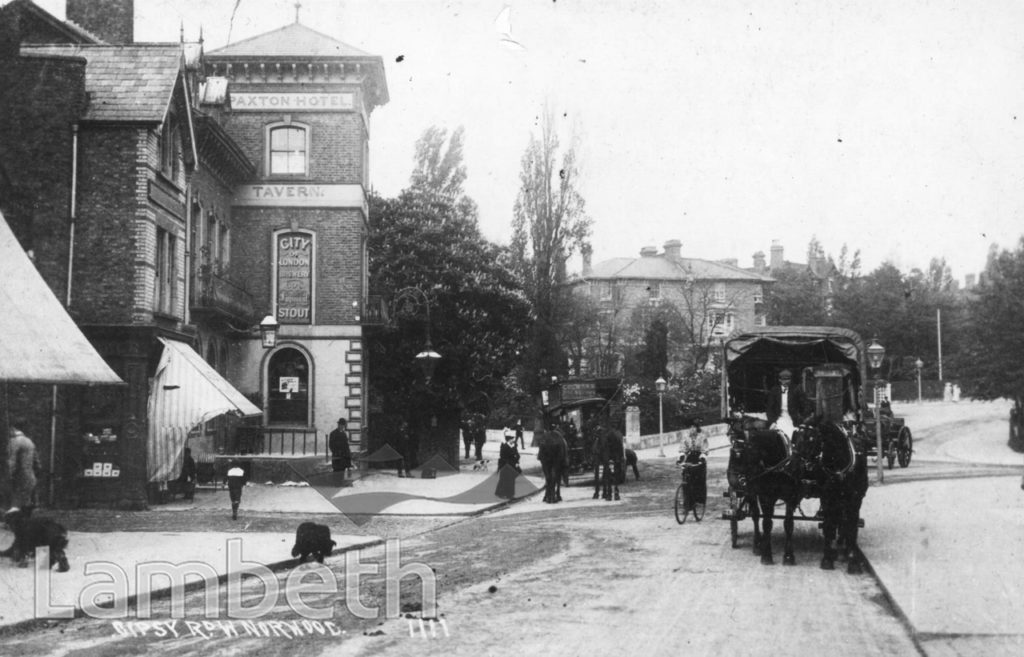 GIPSY ROAD, WEST NORWOOD