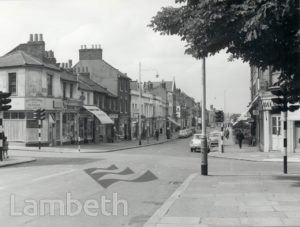 NORWOOD HIGH STREET, WEST NORWOOD