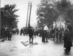 FIRE BRIGADE, AUCKLAND HILL, WEST NORWOOD