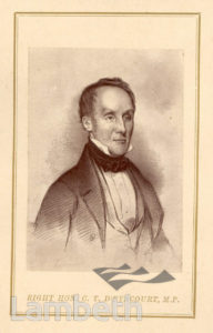 CHARLES TENNYSON D'EYNCOURT
