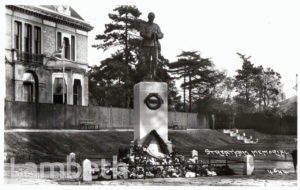 WAR MEMORIAL, STREATHAM COMMON NORTH, STREATHAM COMMON