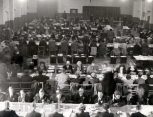 PARLIAMENTARY ELECTION, FLODDEN ROAD, NORTH BRIXTON