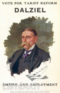 DAVISON DALZIEL, M.P.