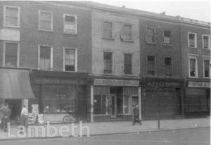 Nos. 220-228 CLAPHAM ROAD, STOCKWELL