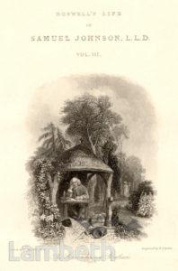 THRALE HOUSE, STREATHAM PARK, STREATHAM CENTRAL