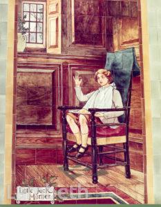 DOULTON TILES: ST THOMAS'  HOSPITAL