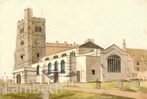 ST MARY'S CHURCH, LAMBETH