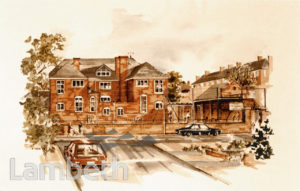 ST ANDREW'S SCHOOL, POLWORTH ROAD, STREATHAM COMMON