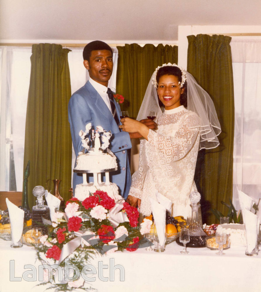 PORTRAITURE: WEDDING CELEBRATION