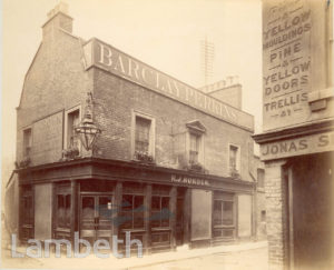 CROWN TAVERN, VINE STREET, WATERLOO