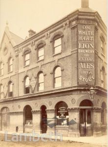 WHITE HART LION BREWERY, BELVEDERE ROAD, WATERLOO