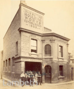 JONAS SMITH & CO., BELVEDERE CRESCENT, WATERLOO