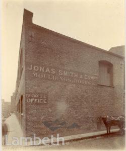 JONAS SMITH & CO., BELVEDERE ROAD, WATERLOO