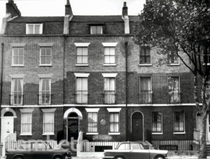CAPTAIN BLIGH'S HOUSE, LAMBETH ROAD, LAMBETH