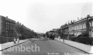 CLIVE ROAD, WEST DULWICH