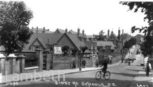GIPSY ROAD SCHOOL, WEST NORWOOD
