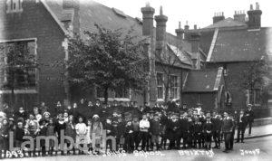 ST JOHN'S SCHOOL, CANTERBURY ROAD, BRIXTON CENTRAL